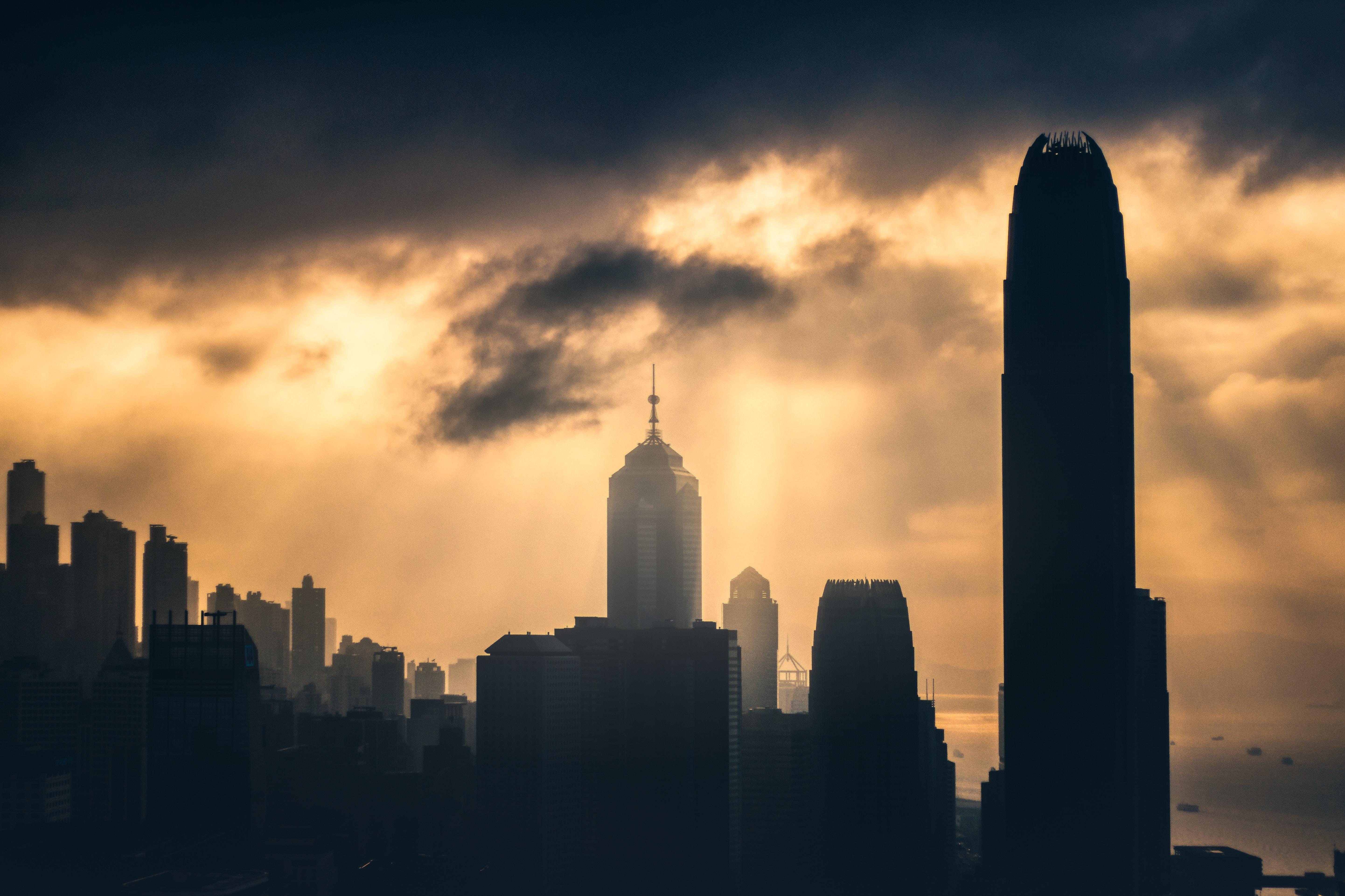 Hidden in the Mist short thriller stories