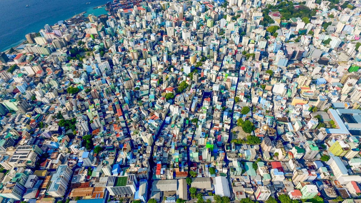 An overview of Male city