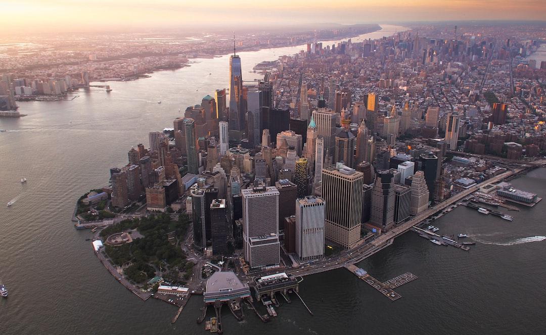 AirSage Activity Density: Manhattan, NY