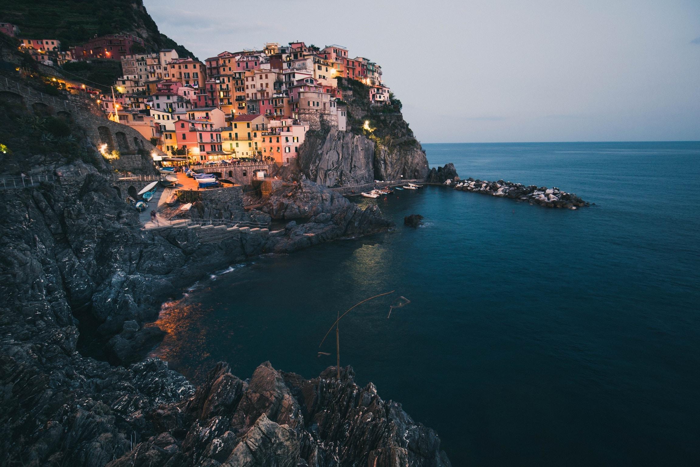 Cinque Terre Manarola, Italy