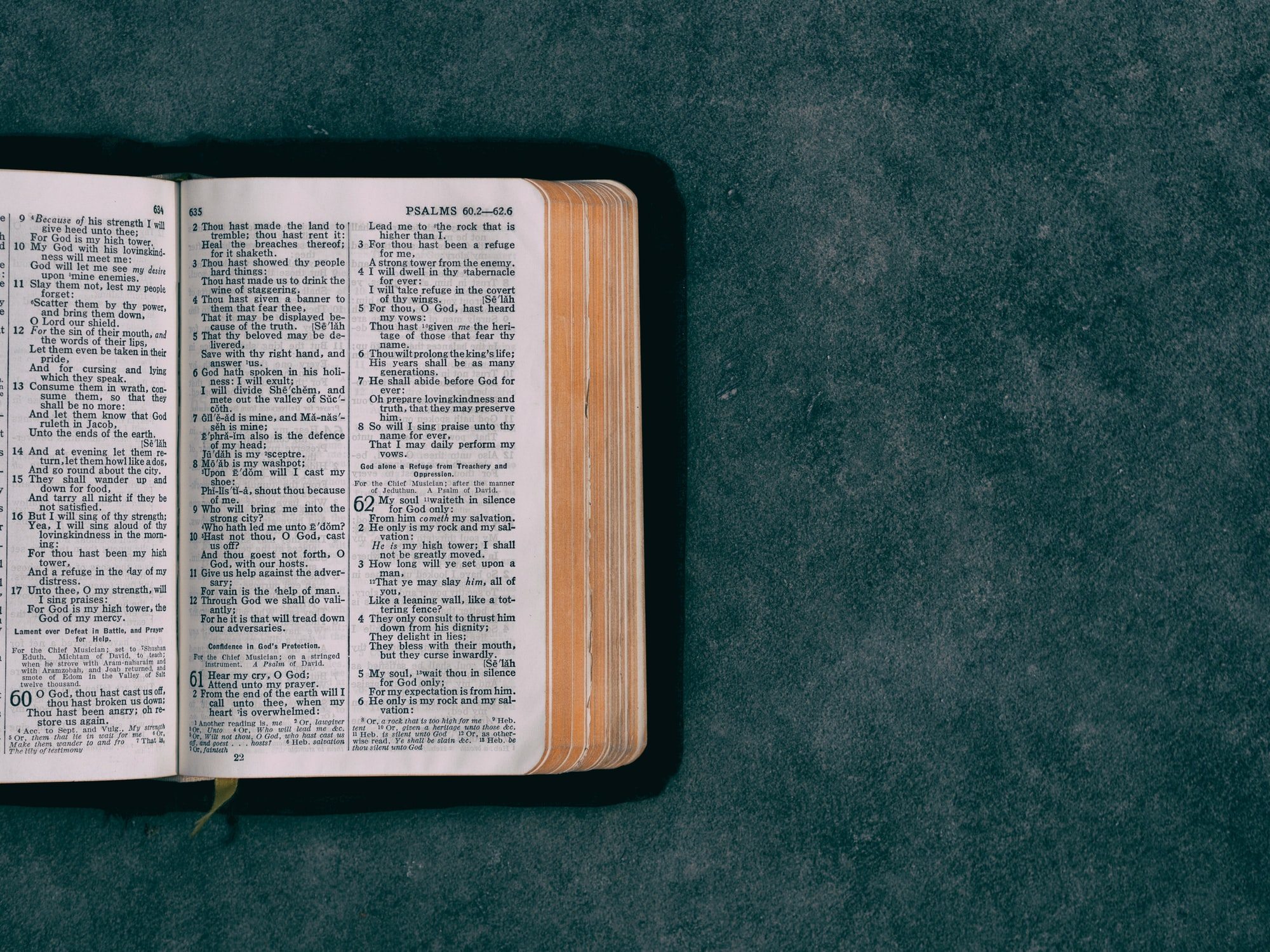 How To Study the Bible, II