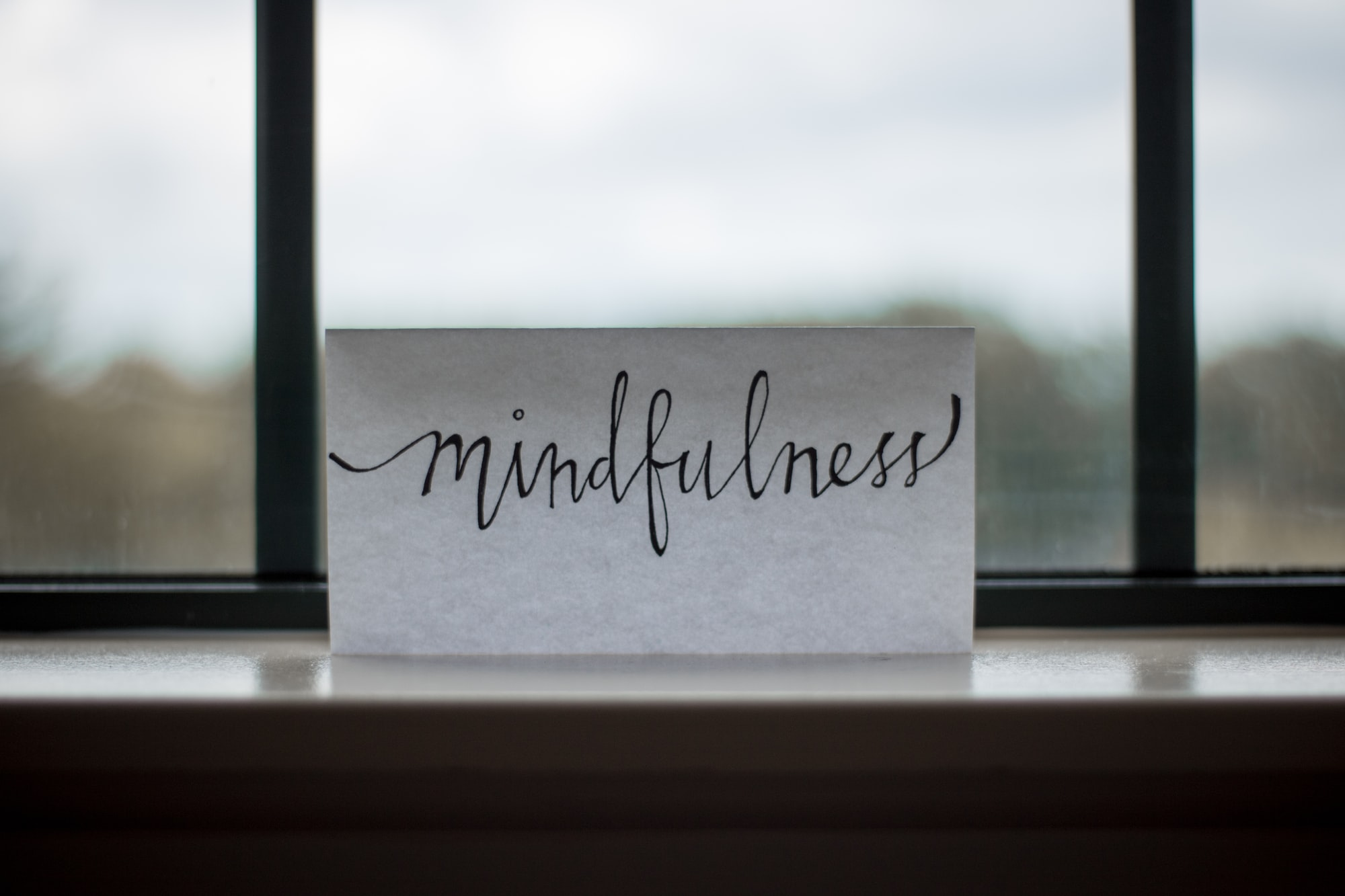 Two Notes Tuesday: Being Mindful and Finding Love in Your Work