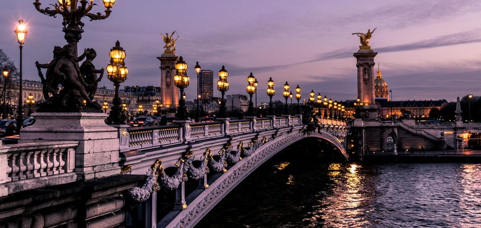 Europe ‐ London & Paris