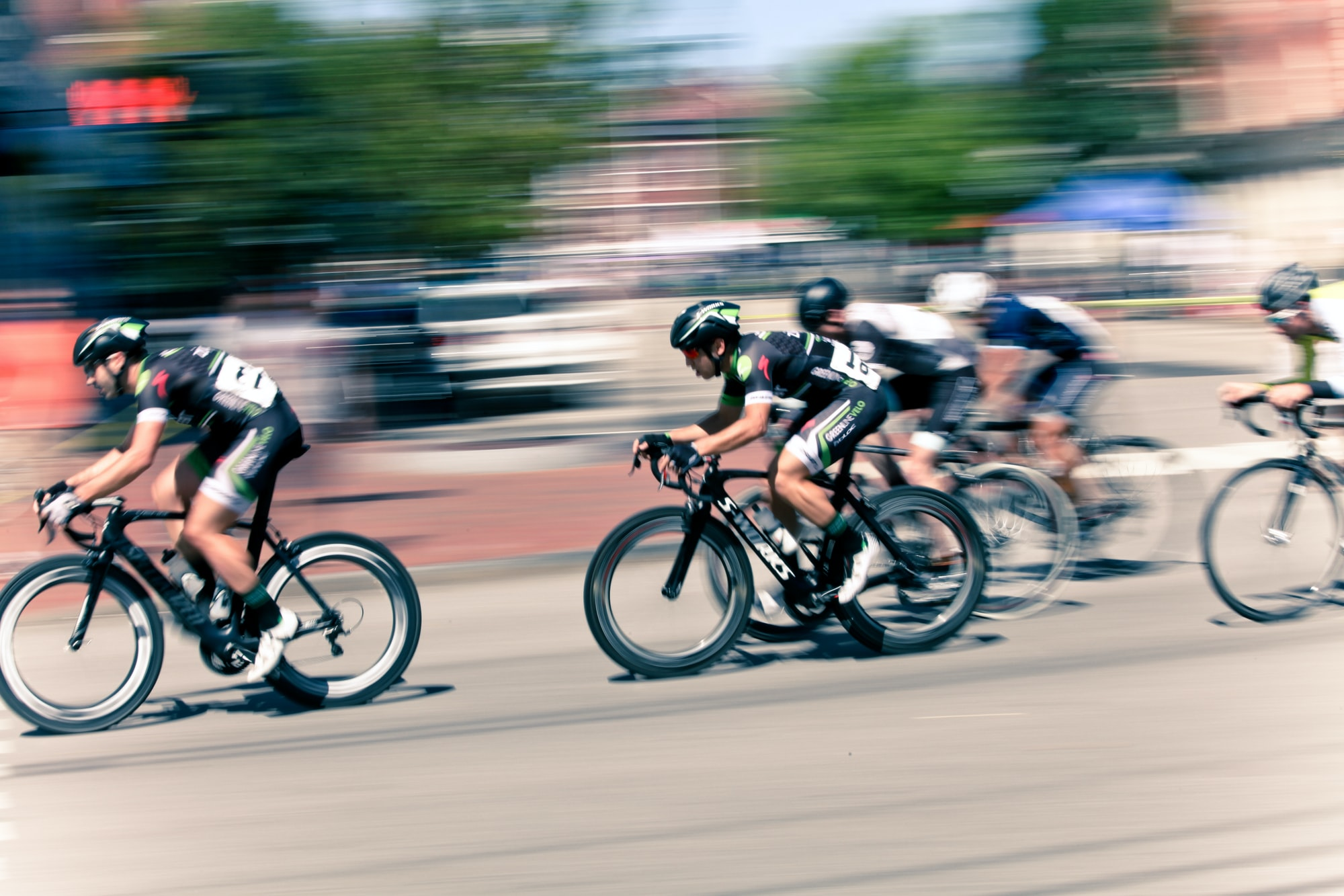 Annual Portsmouth Criterium. A yearly road race used to be held on closed city streets in September.