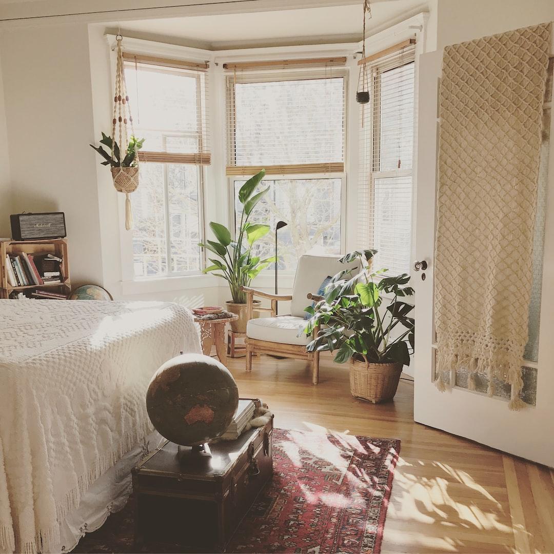 1960s bedroom design