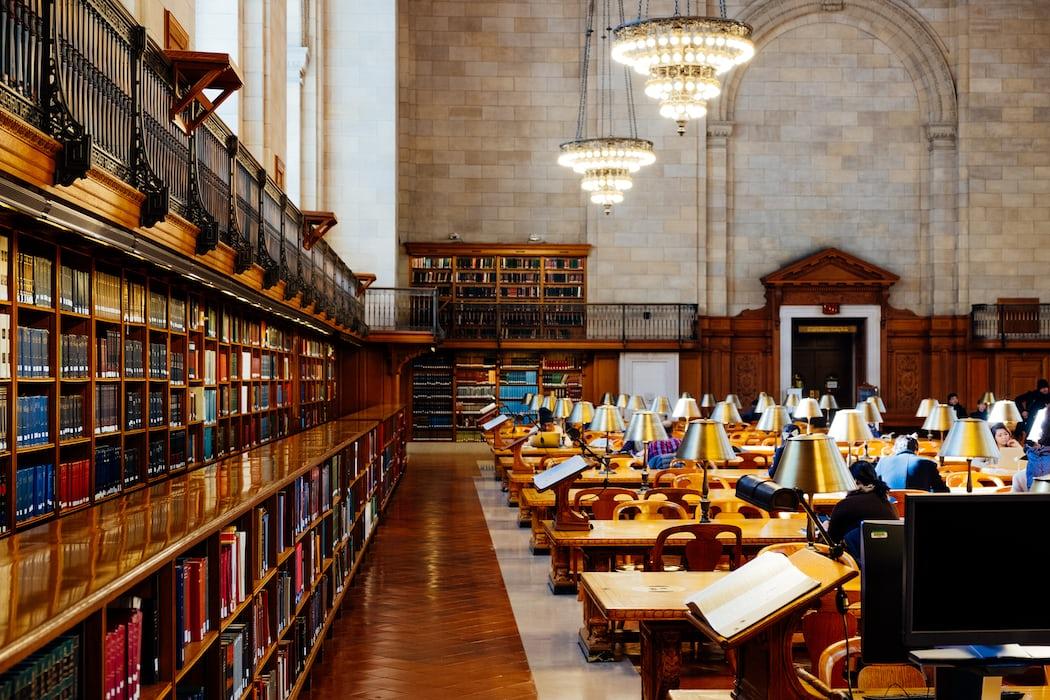 NYPL New York Library
