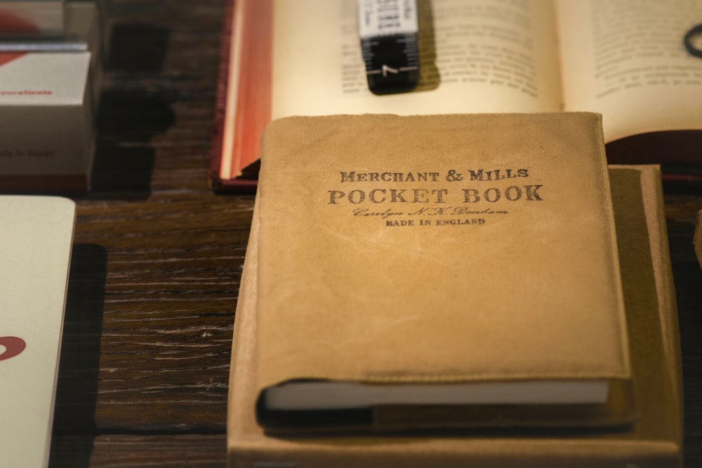 Merchant & Mills pocket book