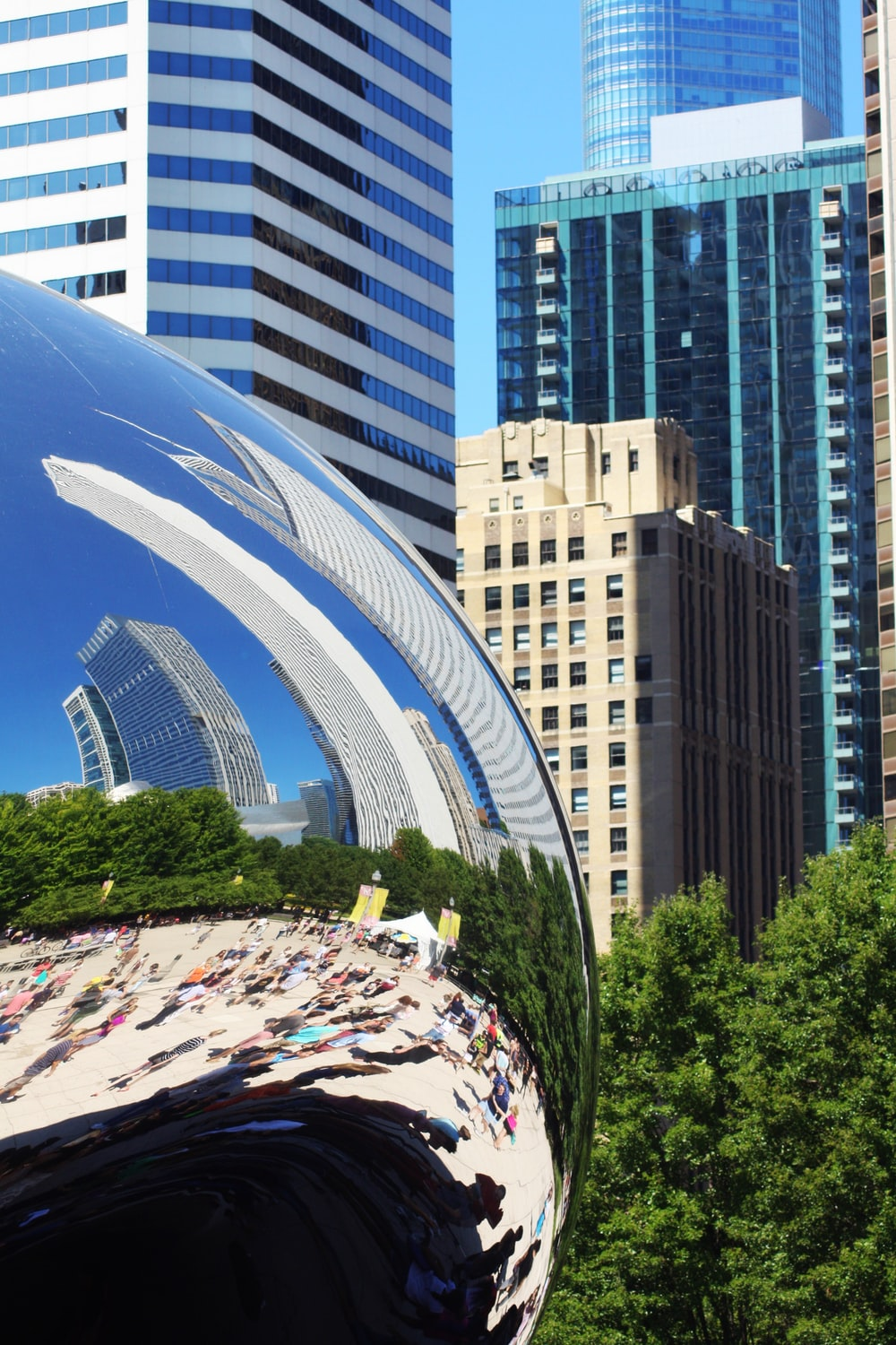 Cloudgate, Chicago