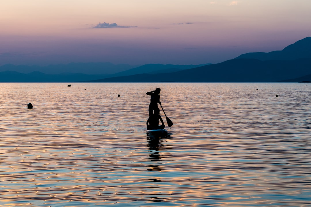 choosing a stand up paddle board