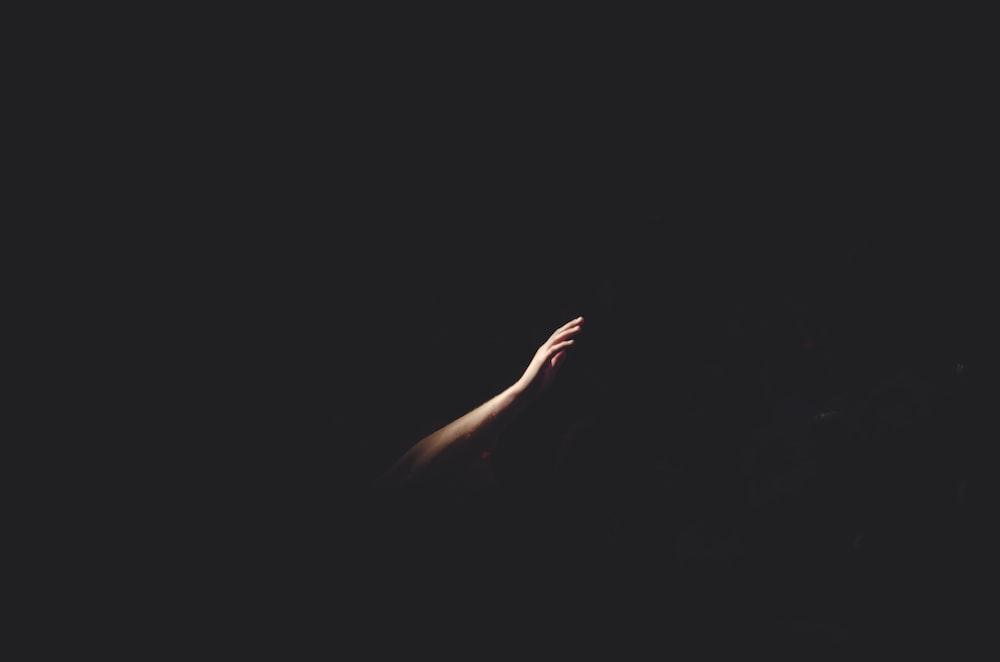 right human hand