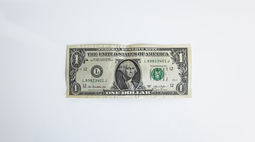 Memoir of a Dollar Bill: A Creative Writing Activity