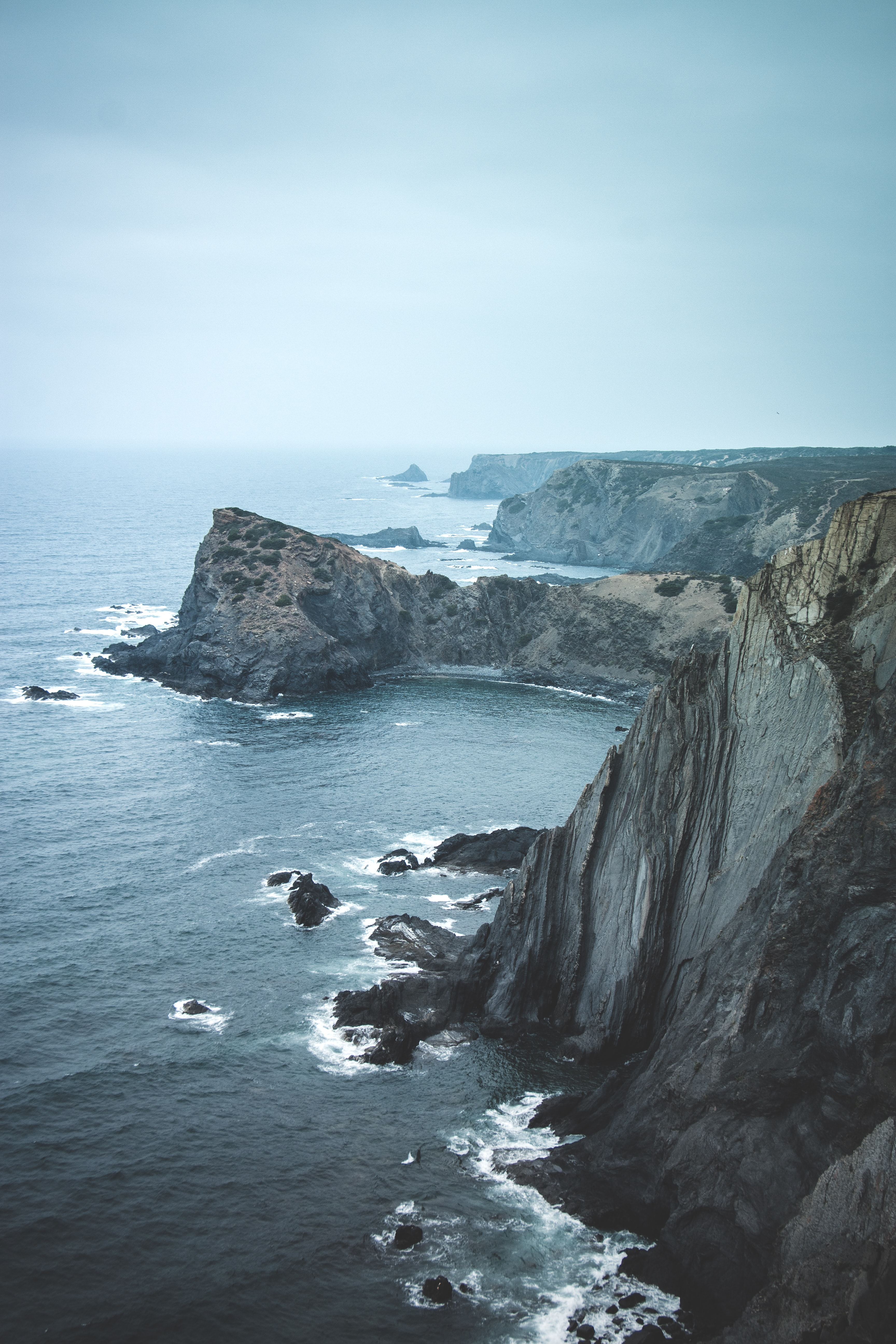 The wild central coast.  Written with you in mind by  Bernard T. Windwillow You know who I mean.  This was originally formatted in iambic pentameter with heroic couplets stories