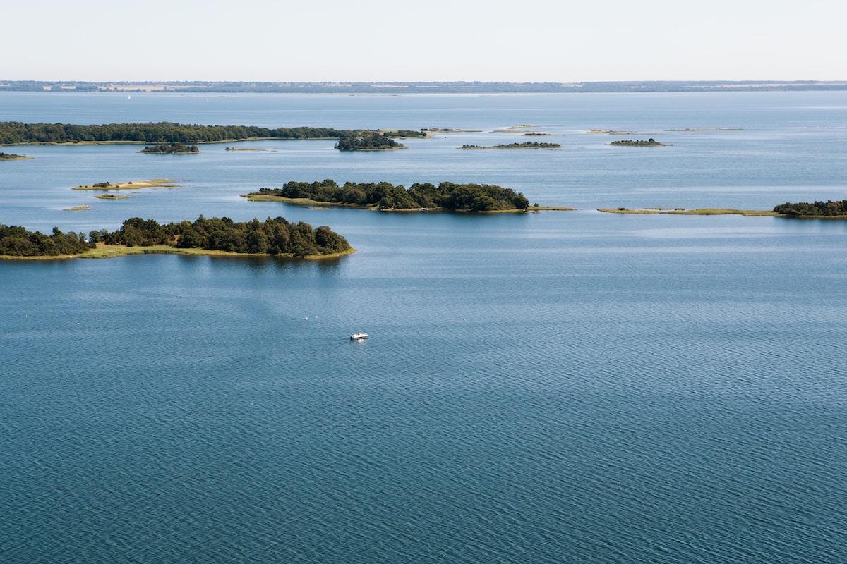 sweden archipelago near gotenberg