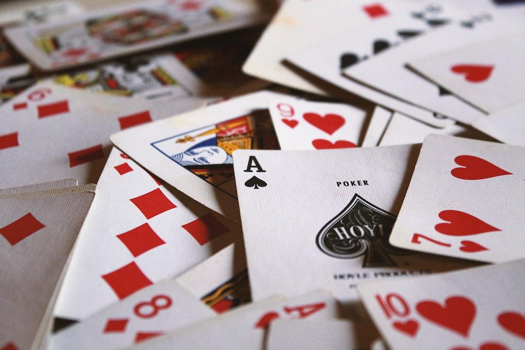 kartu bermain yang dirilis
