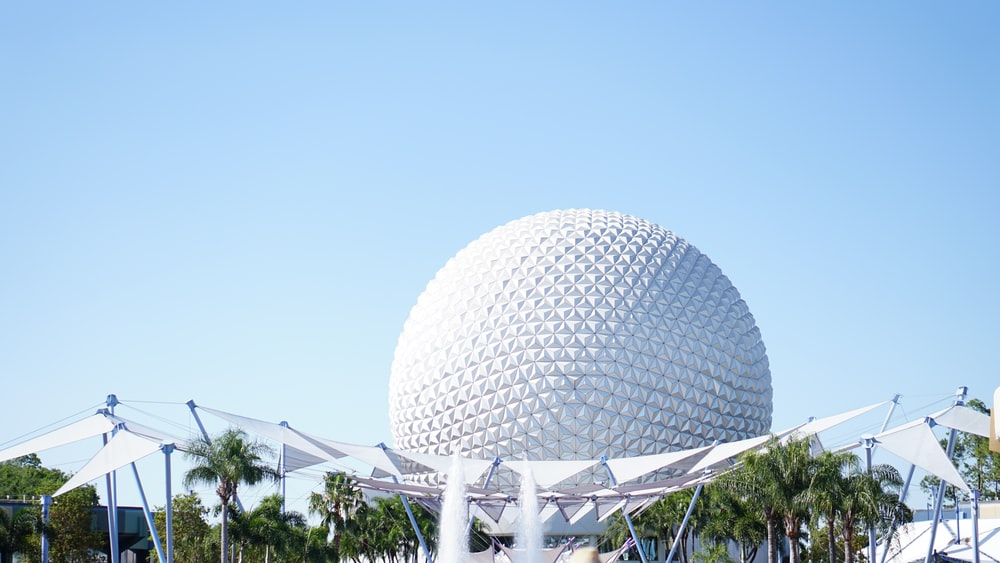 photo of Epcot themed park
