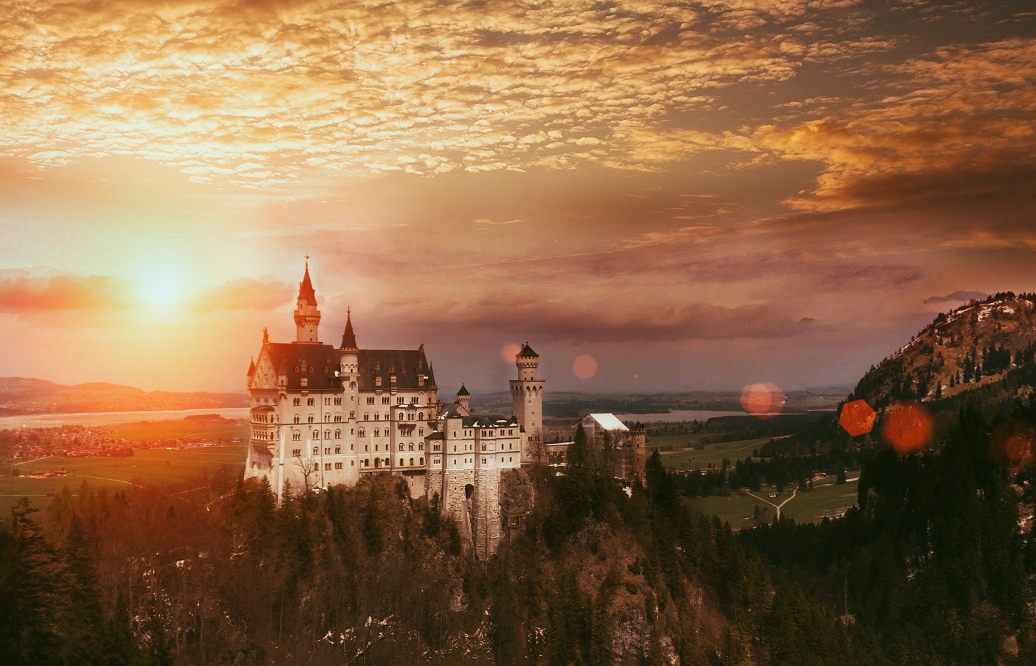 5 Fairy Tale-Like Castles You Can Actually Visit
