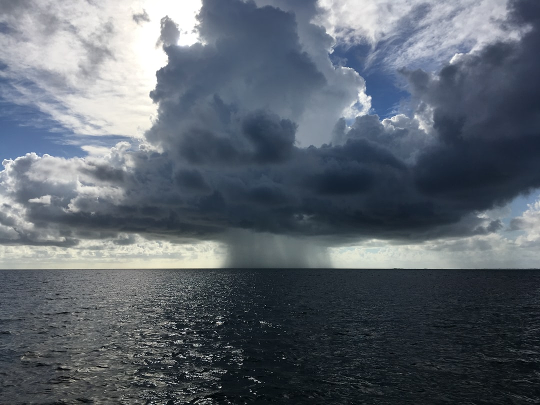 My sons and I were tarpon fishing in the Florida Keys while simultaneously dodging isolated thunderheads. You can have a perfect adventure without perfect weather.