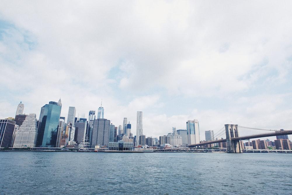 New York City view during daytime