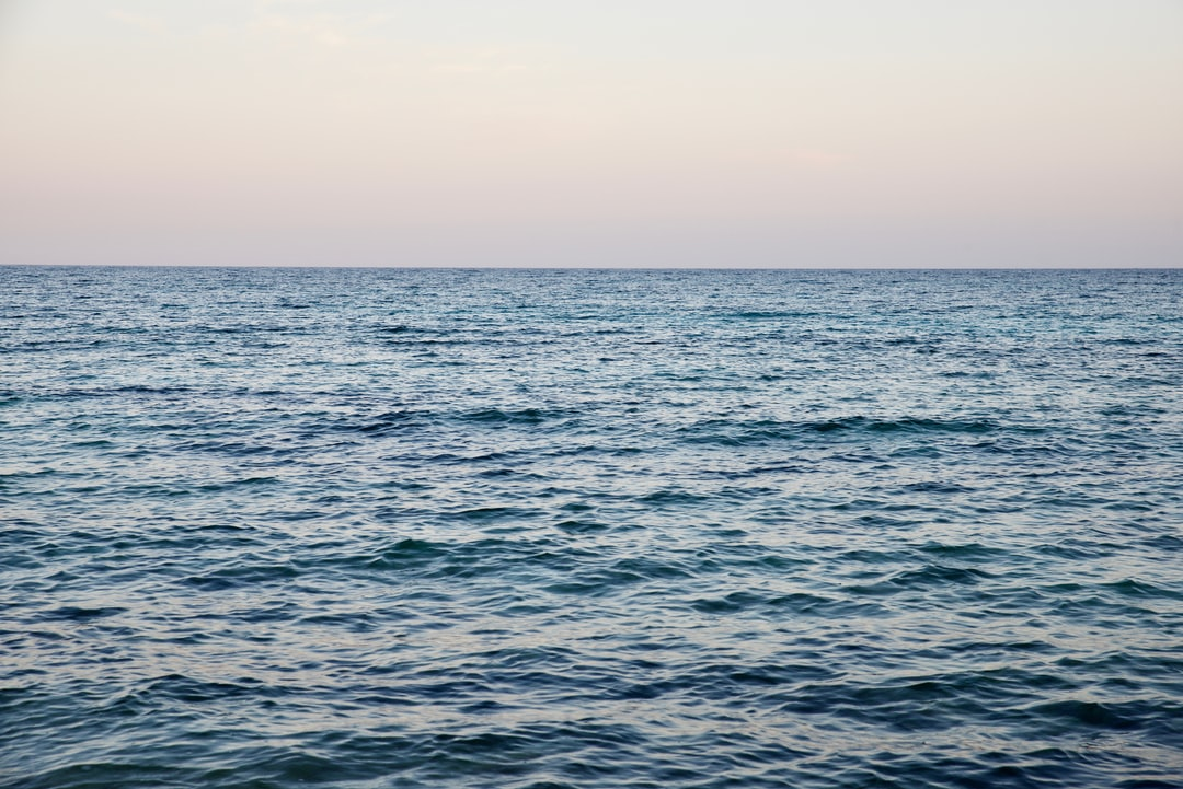 The sea, always shifting, always whispering, never ending. Taken in Mallorca.