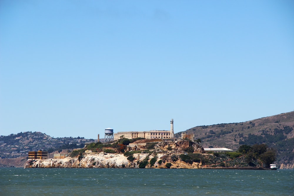 Alcatraz Prison photo during daytime