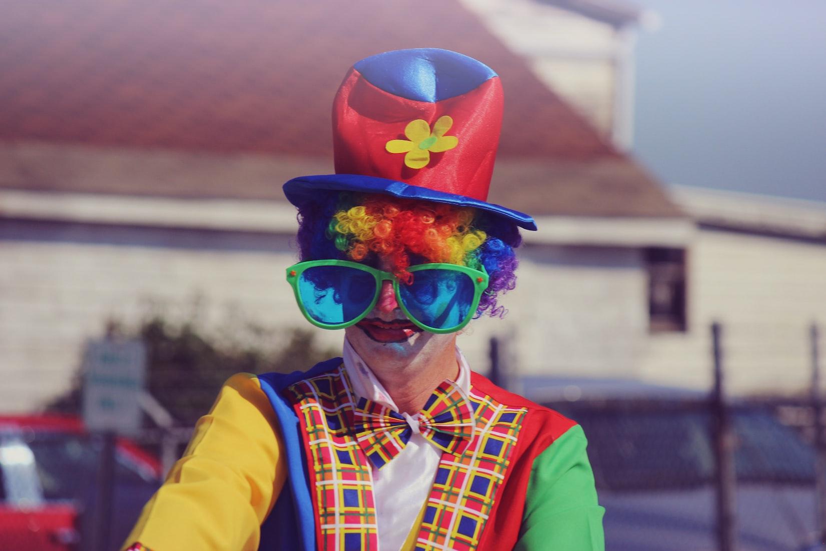 List as Clown on Venopi