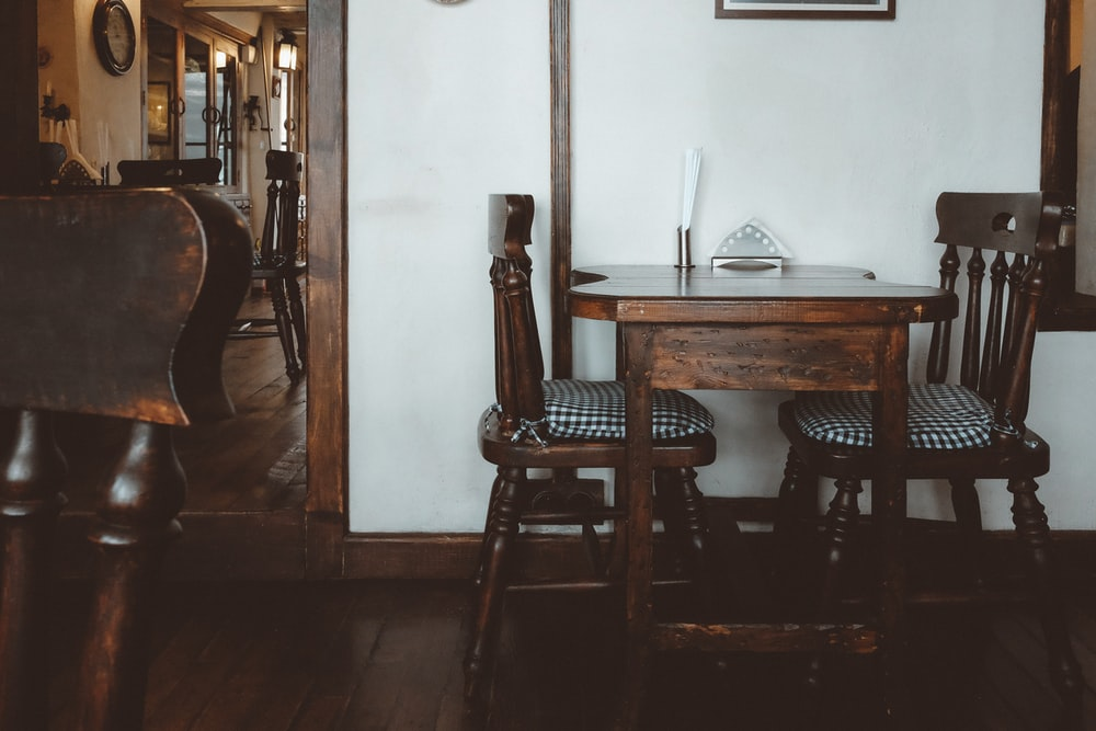 Restaurant Table For Two Cafe And Table HD Photo By Nitin Garg - Table for two restaurant