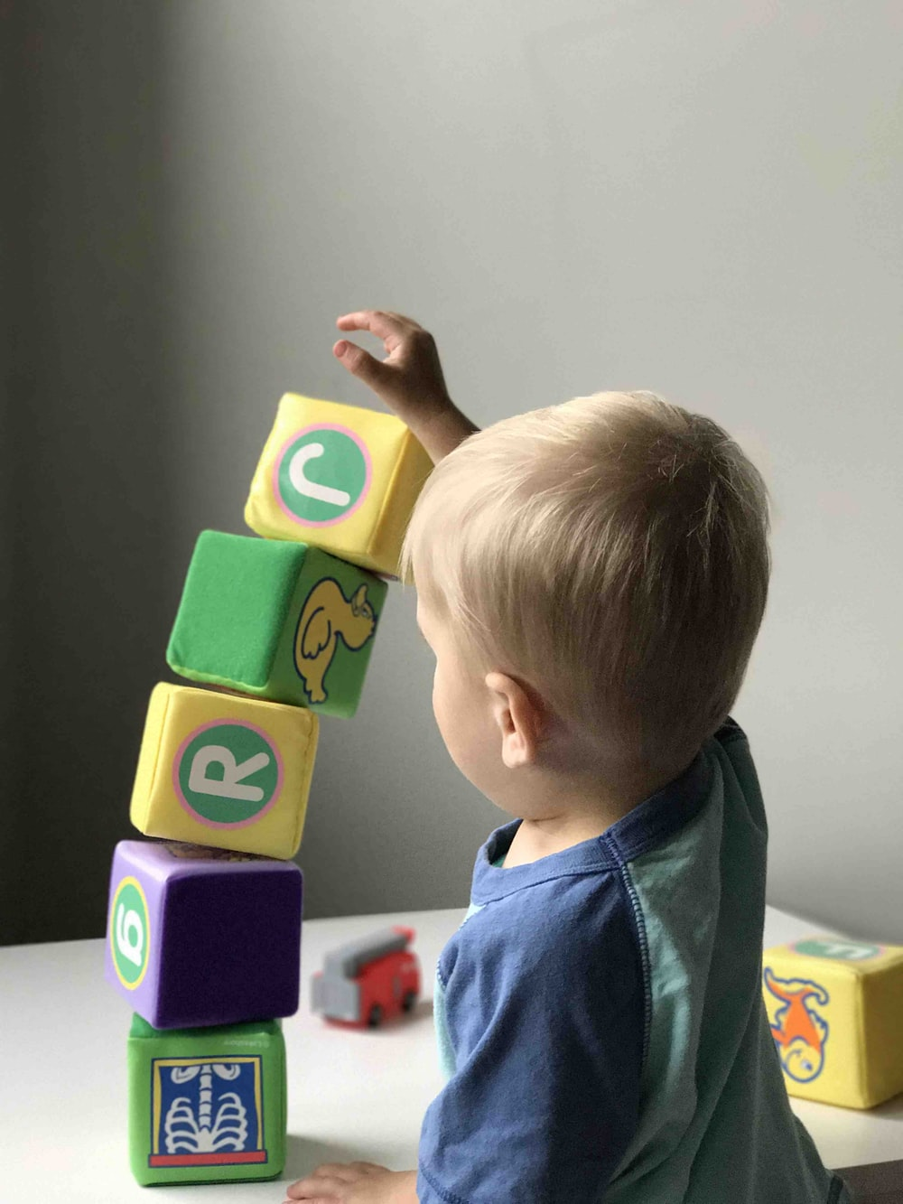 Know Favorite Building Blocks for Kids
