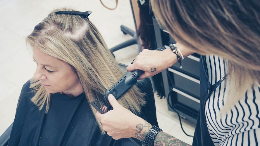 Top 5 Tips To Reduce Hair Straightening Damage