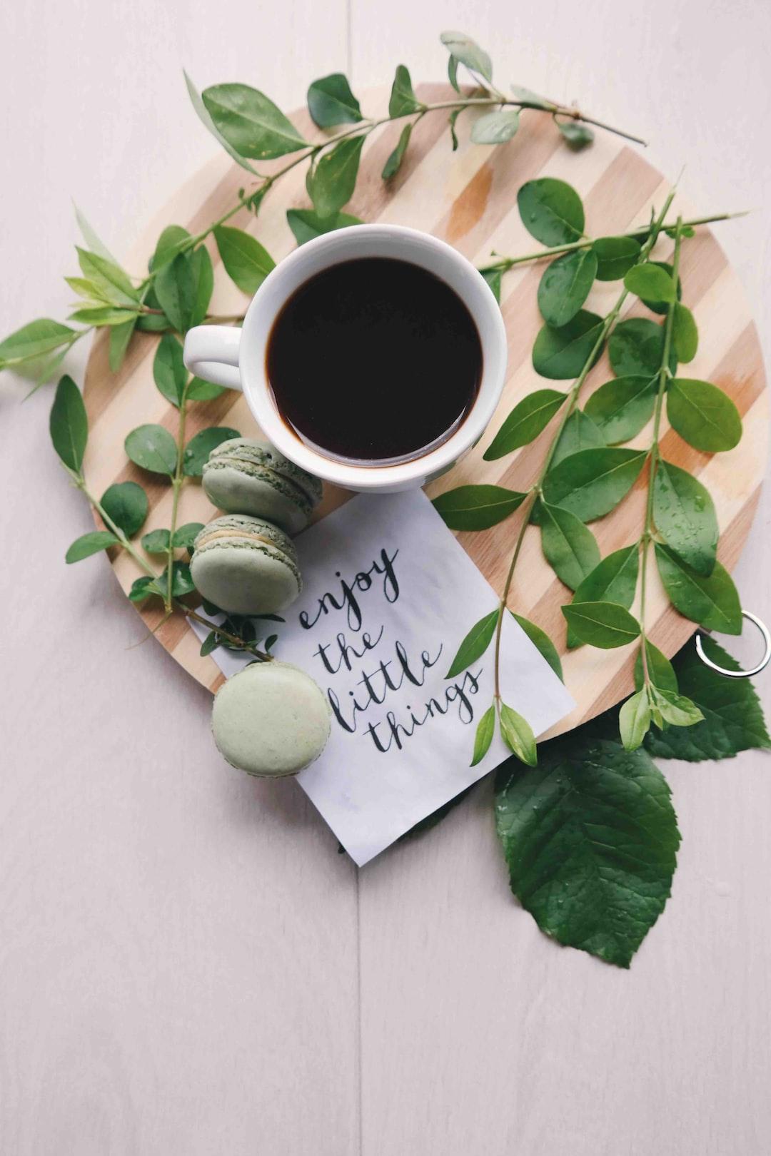 Koffie is goed voor je