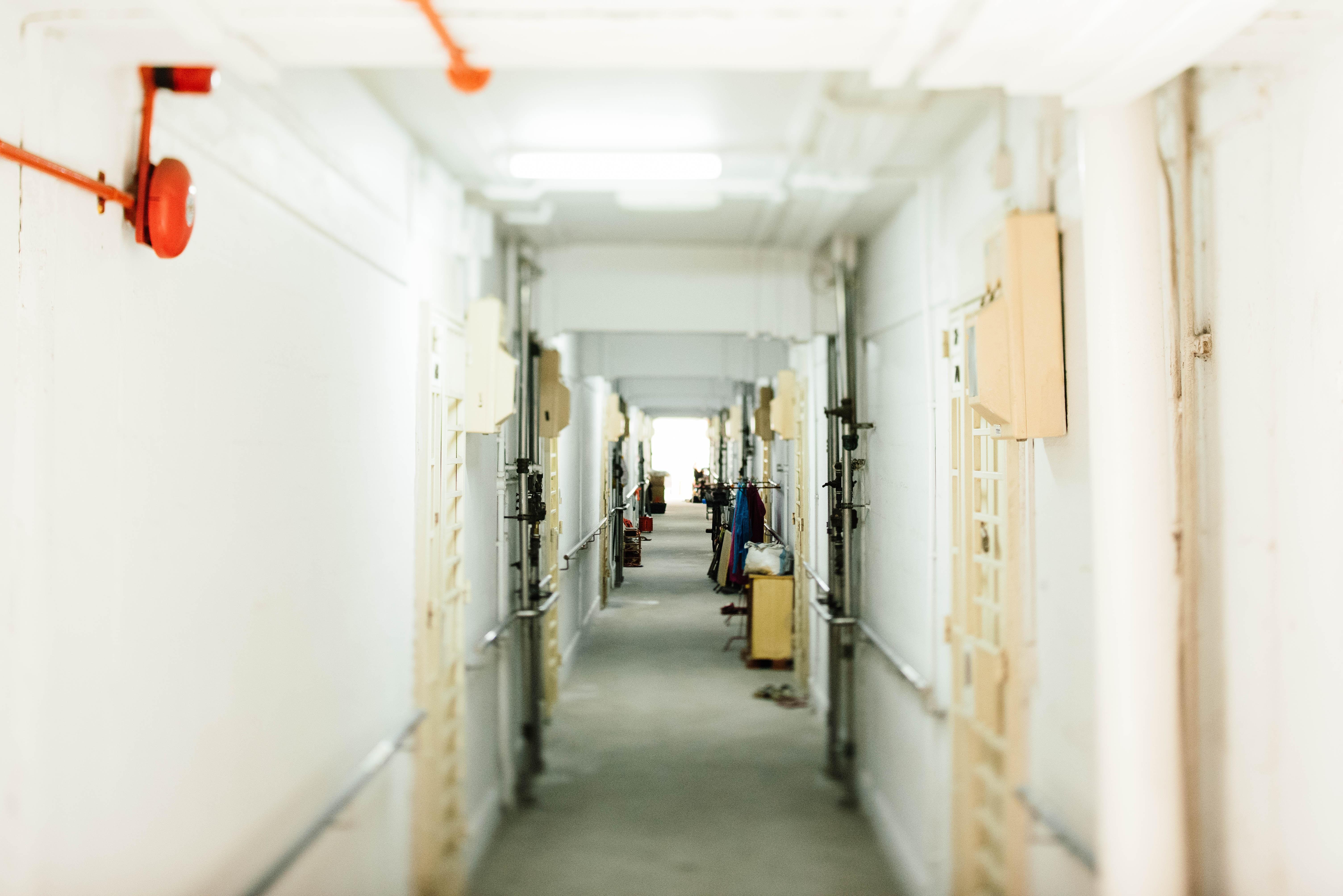 photo of hallway