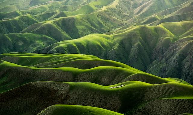Grassland in Yili @ideasboom