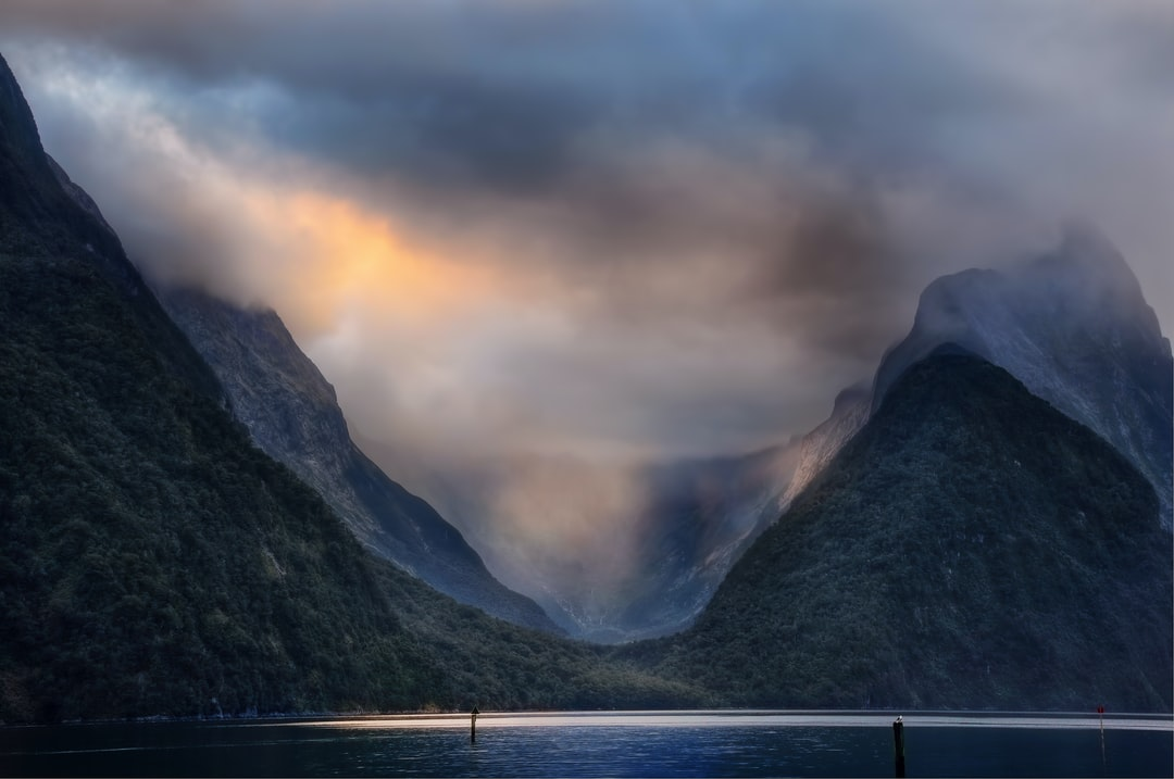 Taken in Milford Sound, New Zealand.   This was taken late in the afternoon on a rain-free day.