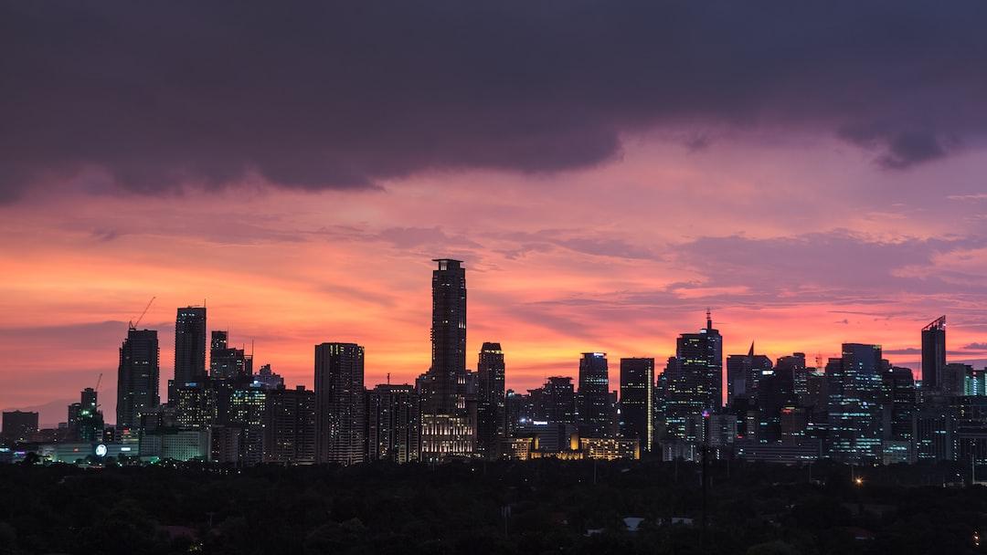 Manila Afterglow