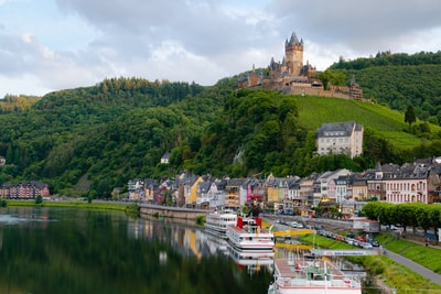 landscape photo of gray and brown buildings germany zoom background