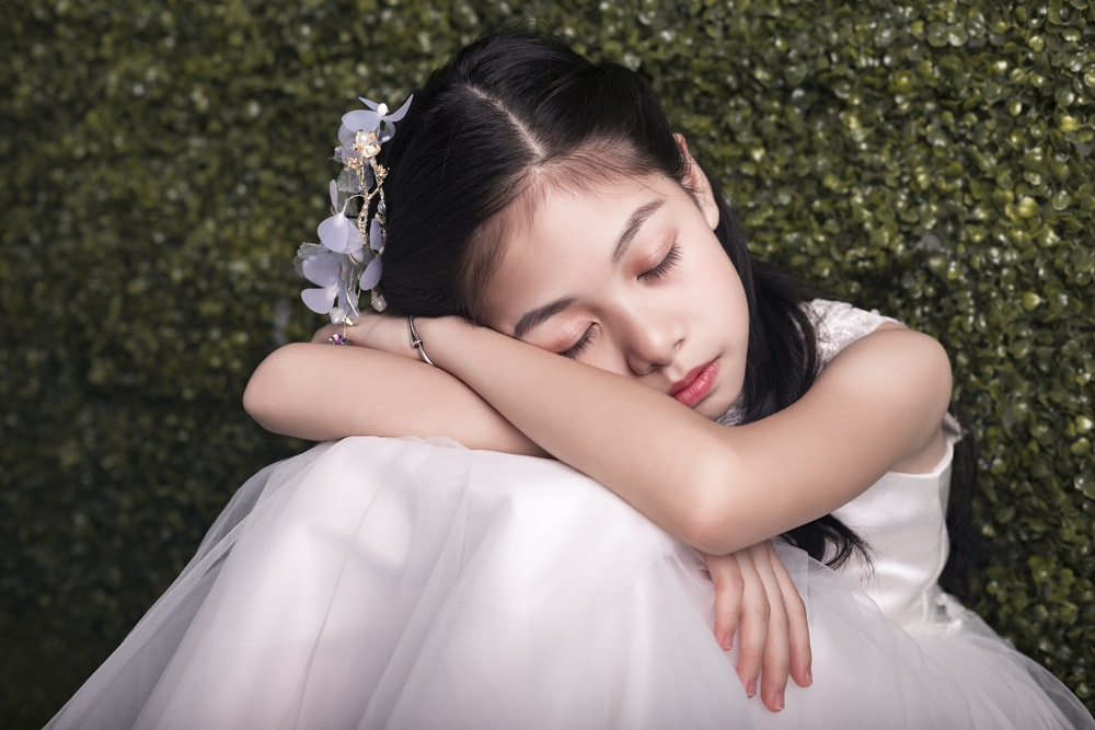 Image result for sleeping girl