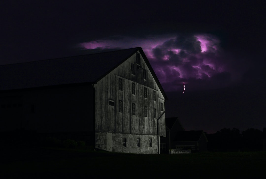 I've always been fascinated with lightning, so anytime I'm able I attempt to capture it. It can be a bit camera shy so any shot where it's present is a shot to be thankful for.
