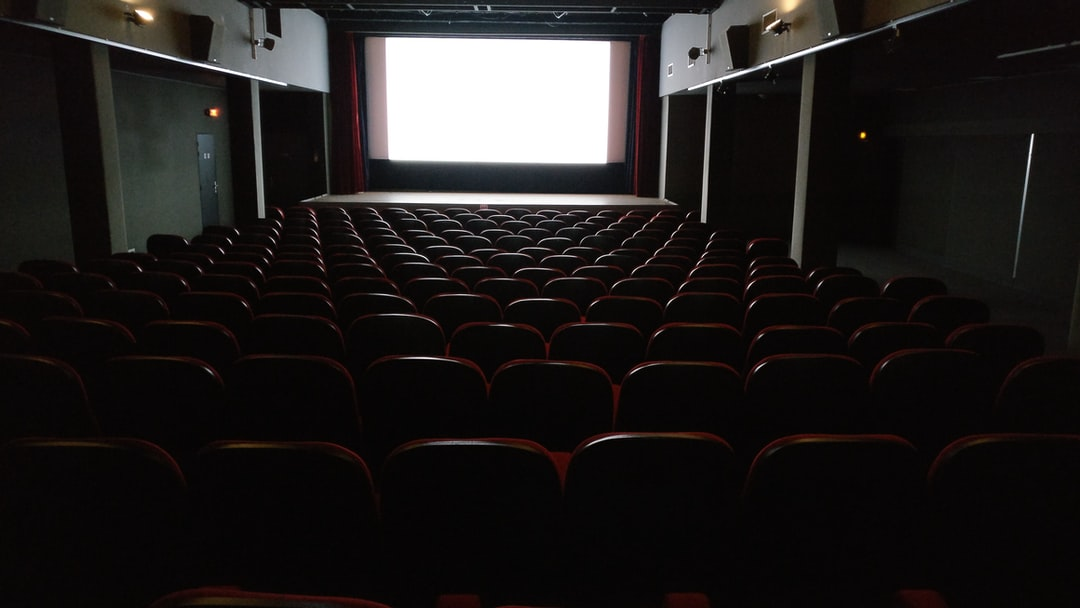 It's August in Paris, people are on vacation, even the theater was all mine..