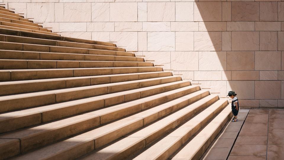 階段の英語表記