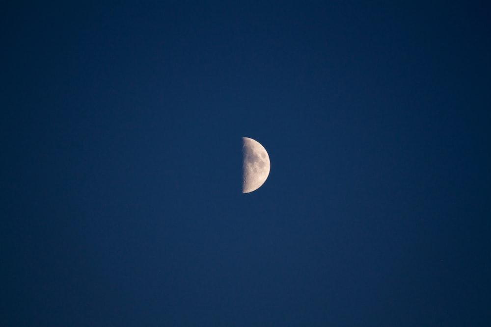 half moon photography