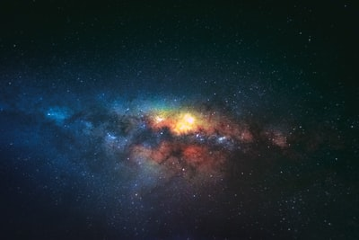 galaxy space zoom background