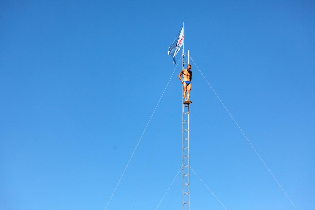 No Fear High Diver