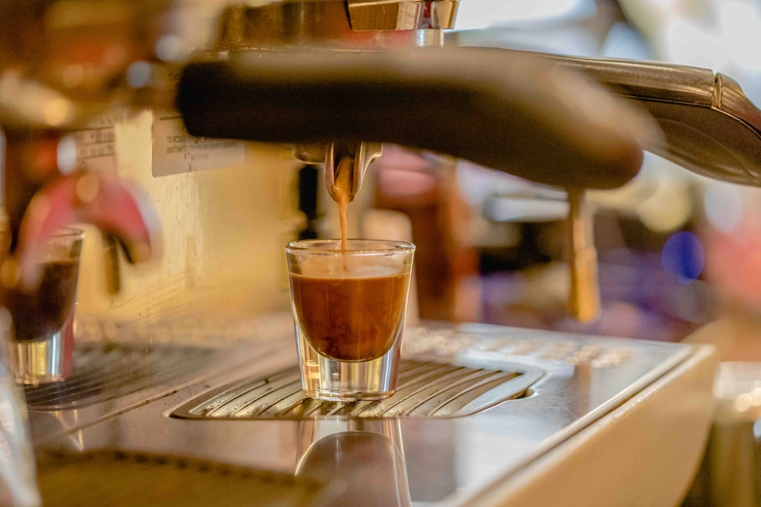 Nothing like waking up for a fresh shot of espresso..