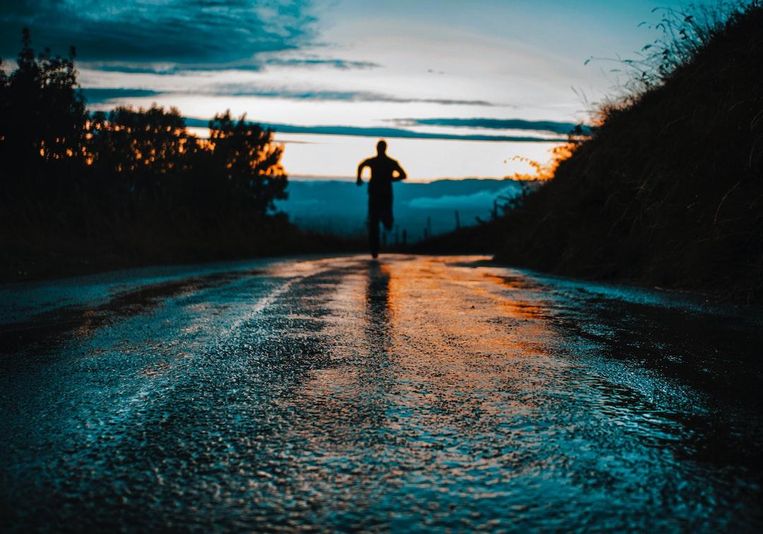 Målet är ingenting, vägen är allt.