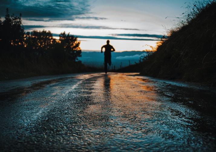 Corrida é ótima para perder barriga