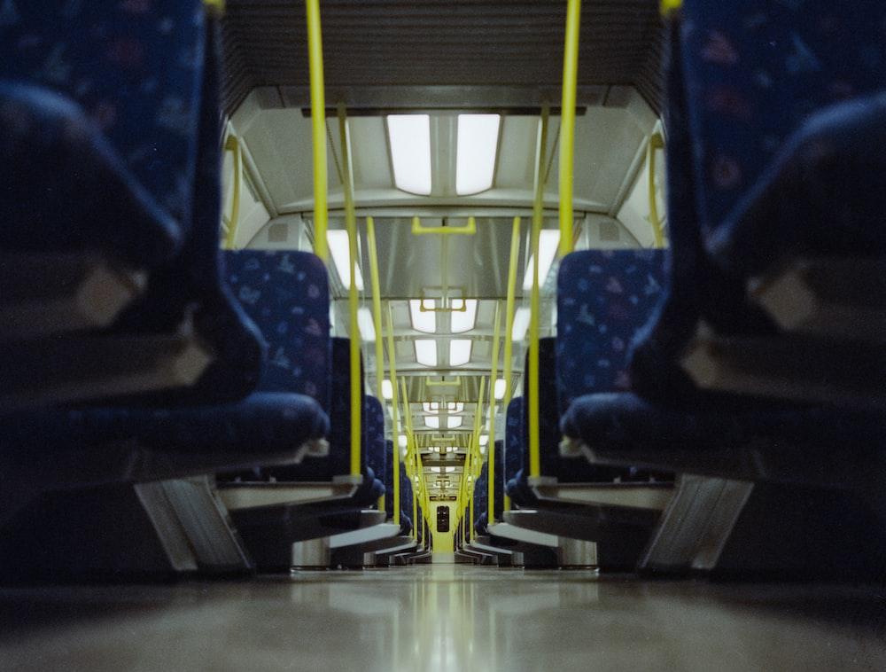 train hallway