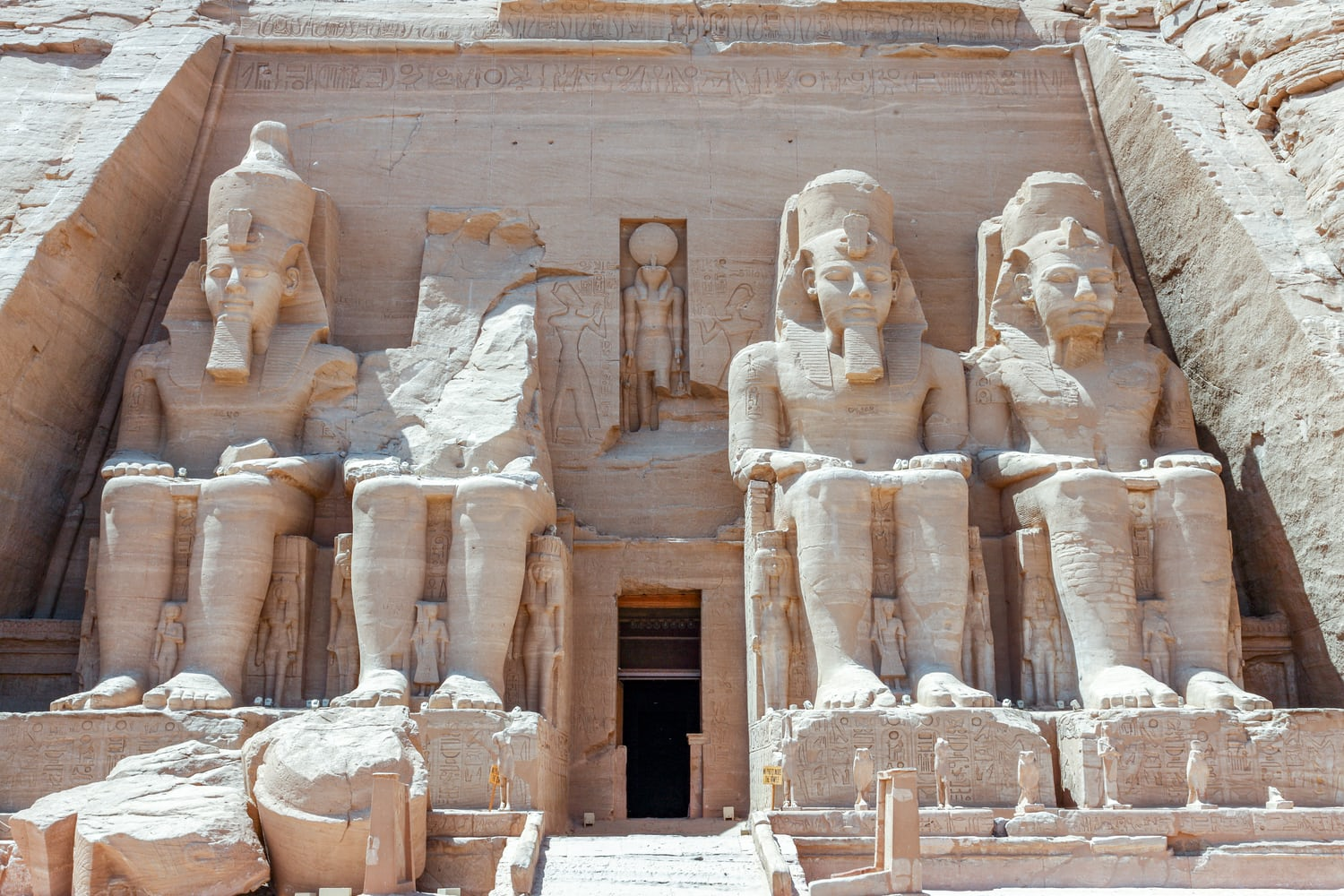 Abu Simbel Temple, Egypt | AussieActive on Unsplash