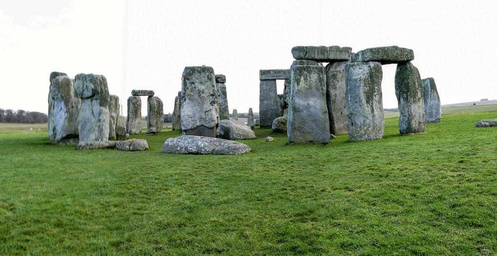 Stonehenge during daytime