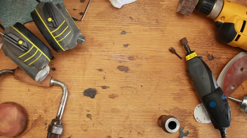 Recommended Power Tools For DIY Decoration