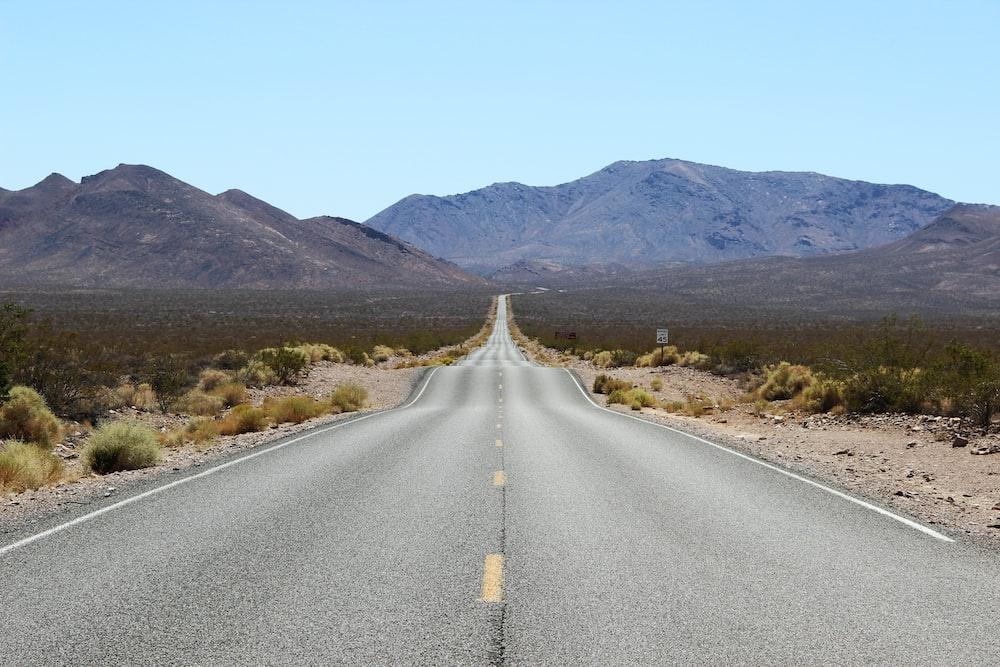 Death Valley Road, USA