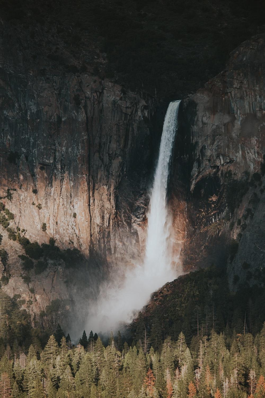 horsetail waterfalls